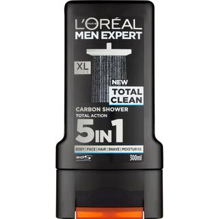 L'Oreal Paris Men Expert Total Clean Shower Gel 300ml