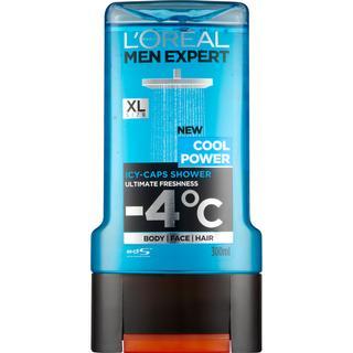 L'Oreal Paris Men Expert Cool Power Shower Gel 300ml