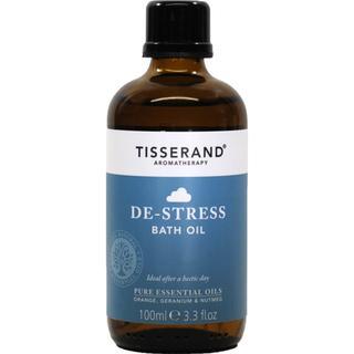 Tisserand Aromatherapy De-Stress Bath Oil 100ml
