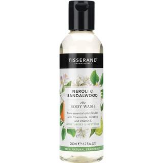 Tisserand Neroli & Sandalwood Body Wash 200ml