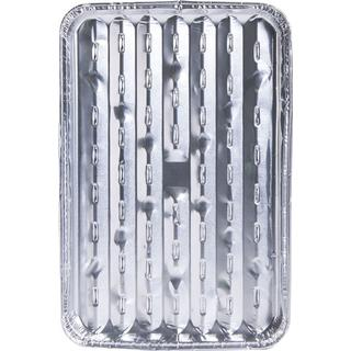 Wilko BBQ Grill Tray Pack of 3