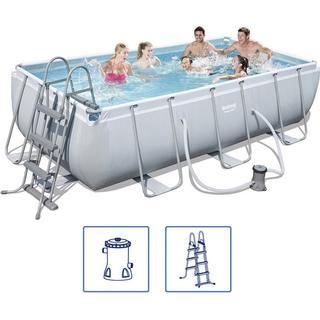 Bestway Power Steel Frame Pool 404x201cm