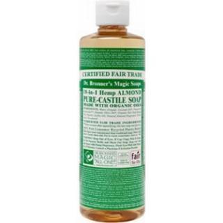 Dr. Bronners Pure-Castile Liquid Soap Almond 473ml