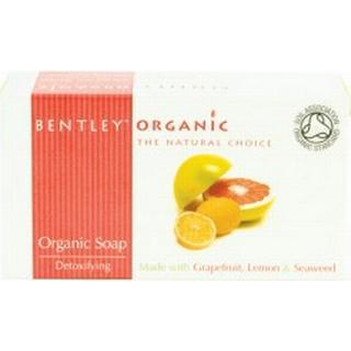 Bentley Organic Detoxifying Bar Soap 150g