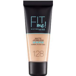 Maybelline Fit Me Matte + Poreless Foundation #122 Creamy Beige
