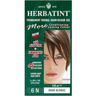 Herbatint Permanent Herbal Hair Colour 6N Dark Blonde