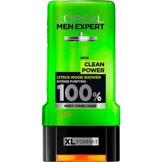 L'Oreal Paris Men Expert Clean Power Shower Gel 300ml