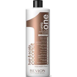 Revlon Uniq One Hair & Scalp Coconut All in One Conditioning Shampoo 1000ml