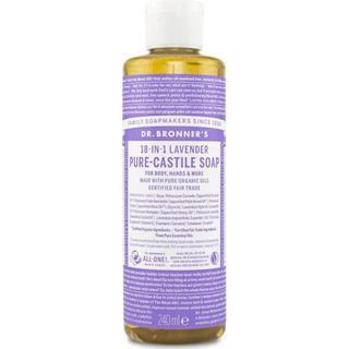 Dr. Bronners Pure Castile Liquid Soap Lavender 240ml