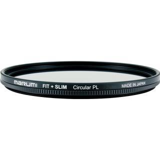 Marumi Fit + Slim Circular PL 72mm