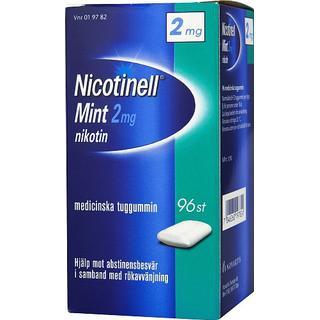 Nicotinell Mint 2mg 96pcs