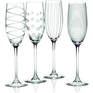 Creative Top Mikasa Cheers Champagne Glass 25 cl 4 pcs