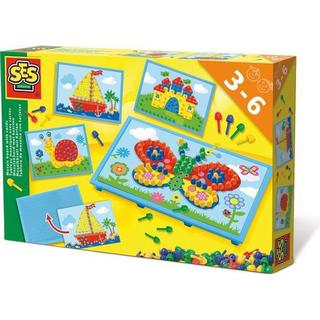 SES Creative Mosaic Board with Cards 14898