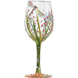 Lolita Dragonfly Standard White Wine Glass, Red Wine Glass 44 cl