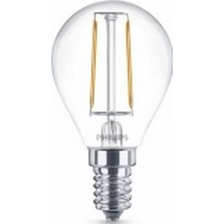 Philips LED Luster LED Lamp 2W E14
