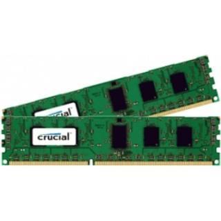 Crucial DDR3 1600MHz 2x4GB (CT2K51264BD160BJ)