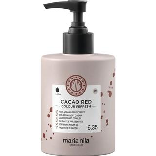 Maria Nila Colour Refresh #6.35 Cacao Red 300ml