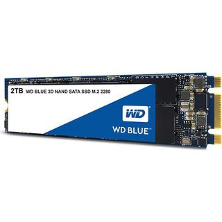 Western Digital Blue 3D Nand WDS200T2B0B 2TB