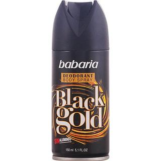 Babaria Black Gold Deo Spray 150ml