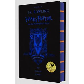 Harry Potter and the Philosopher s Stone - Ravenclaw Edition (Blue), Hardback