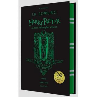 Harry Potter and the Philosopher s Stone - Slytherin Edition (Green), Hardback