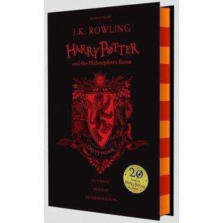 Harry Potter and the Philosopher s Stone - Gryffindor Edition (Red), Hardback
