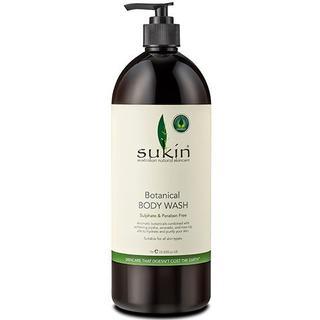 Sukin Botanical Body Wash 1000ml