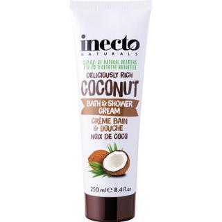 Inecto Deliciously Rich Coconut Bath & Shower Gel 250ml