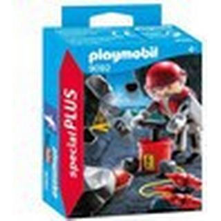Playmobil Special Plus Rock Blaster with Rubble 9092