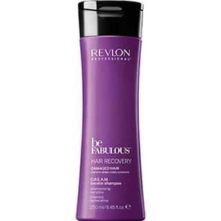 Revlon Be Fabulous Recovery Cream Shampoo 250ml