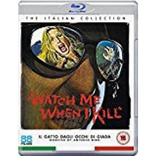Watch Me When i Kill (Blu-ray)