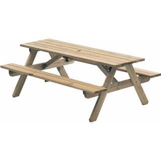 Alexander Rose Pine Woburn Bench Table