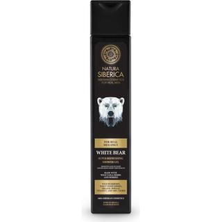 Natura Siberica NS Men White Bear Super Refreshing Shower Gel 250ml