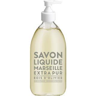 Compagnie de Provence Savon De Marseille Extra Pur Liquid Soap Olive Wood 500ml