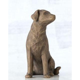 Willow Tree Love my Dog Standing 8.5cm Figurine