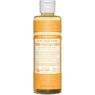 Dr. Bronners Pure-Castile Liquid Soap Citrus Orange 237ml