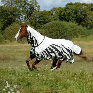 Bucas Buzz off Rain Zebra