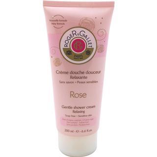 Roger & Gallet Soothing Shower Gel Rose 200ml