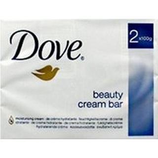 Dove Beauty Cream Bar Soap 100g 2-pack