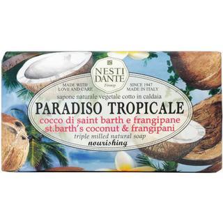 Nesti Dante Paradiso Tropicale St. Bath Coconut & Frangipani Soap 250g
