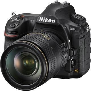 Nikon D850 + 24-120mm VR