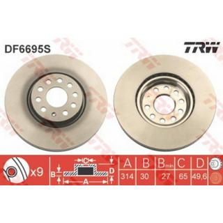 TRW DF6695S