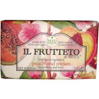 Nesti Dante IL Frutteto Peach & Melon Soap 250g