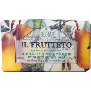 Nesti Dante IL Frutteto Mint & Quince Pear Soap 250g