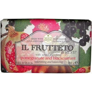 Nesti Dante IL Frutteto Pomegranate & Blackcurrant Soap 250g