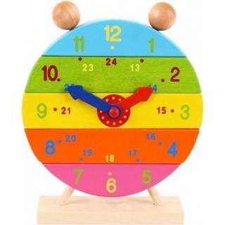 Bigjigs Stacking Clock