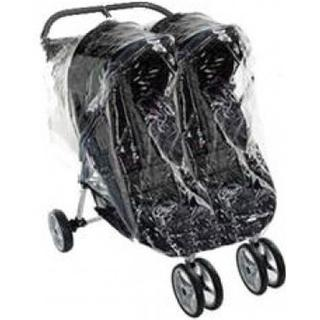 Baby Jogger City Mini Double Raincover