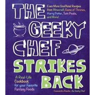 The Geeky Chef Strikes Back (Inbunden, 2017)