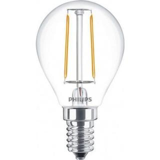 Philips Classic Luster ND LED Lamp 2W E14
