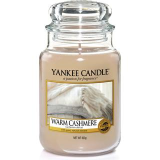Yankee Candle Warm Cashmere Large Scented Candles